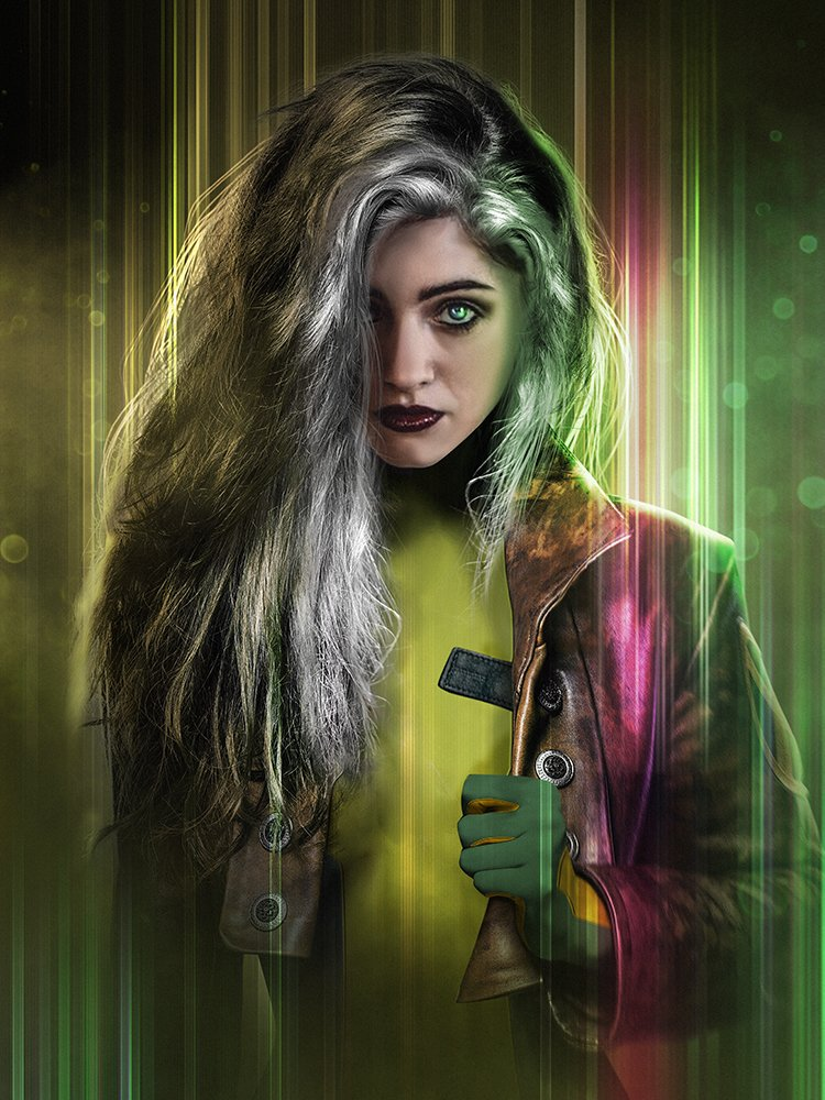 Bosslogic продолжает превращать героев «Очень странных дел» вмутантов из«Людей Икс»!. - Изображение 4