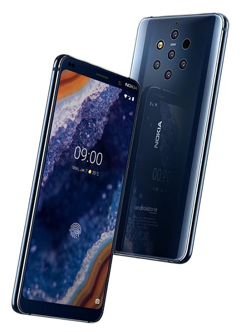 Пятикамерный флагман Nokia9 PureView представили официально   Канобу - Изображение 3717