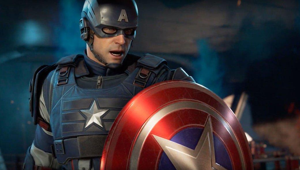 Авторы Marvel's Avengers комментируют подозрительное сходство с«Мстителями: Финал» | Канобу - Изображение 0