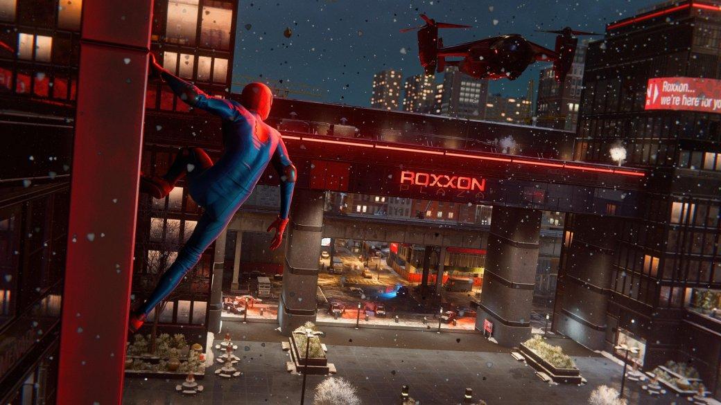 Обзор Marvel's Spider-Man: Miles Morales (2020)   Канобу - Изображение 3451