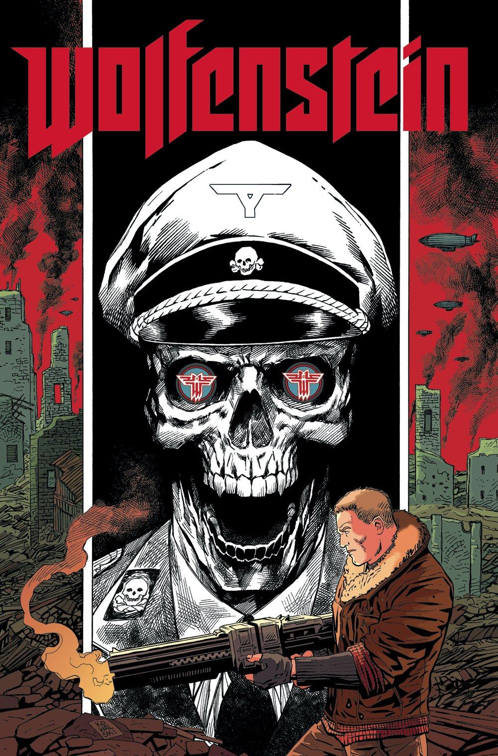 Комиксы недели. Война Веномов, семь злых Бэтменов, Капитан-Гидра. - Изображение 6