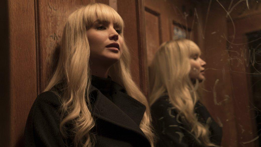 Рецензия нашпионский триллер «Красный воробей»— даже Дженнифер Лоуренс неспасает отскуки | Канобу
