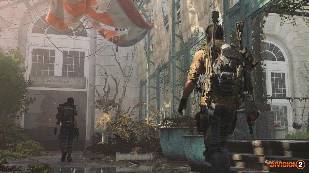 Вновом ролике по The Division 2 разработчики рассказали, как будут поддерживать игру втечение года | Канобу - Изображение 1