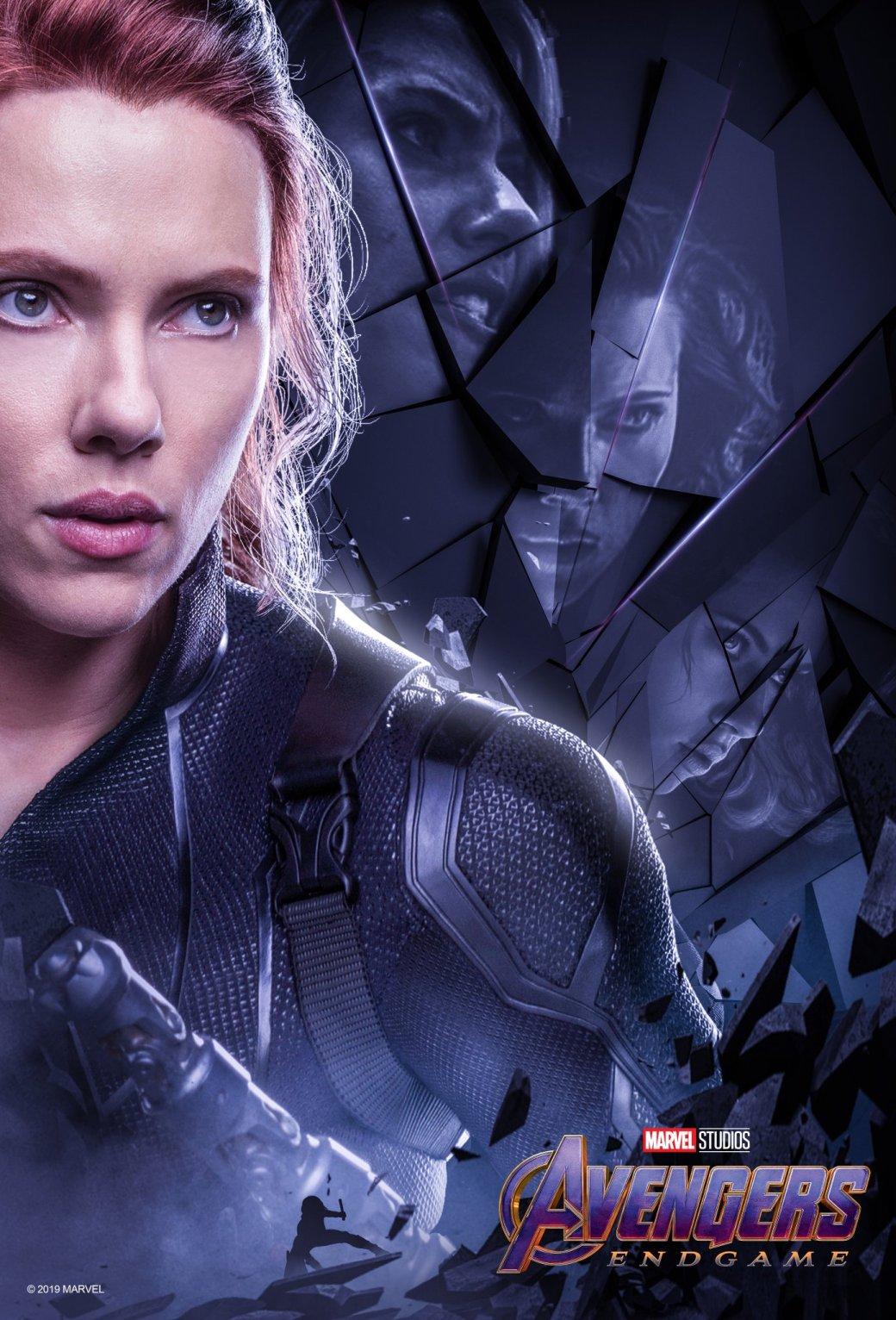 Новые постеры «Мстителей: Финал» отBossLogic посвящены долгому пути оригинальной шестерки вMCU | Канобу - Изображение 6