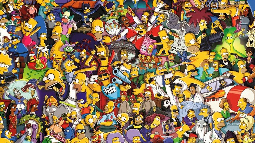 C днем рождения, Симпсоны | Канобу