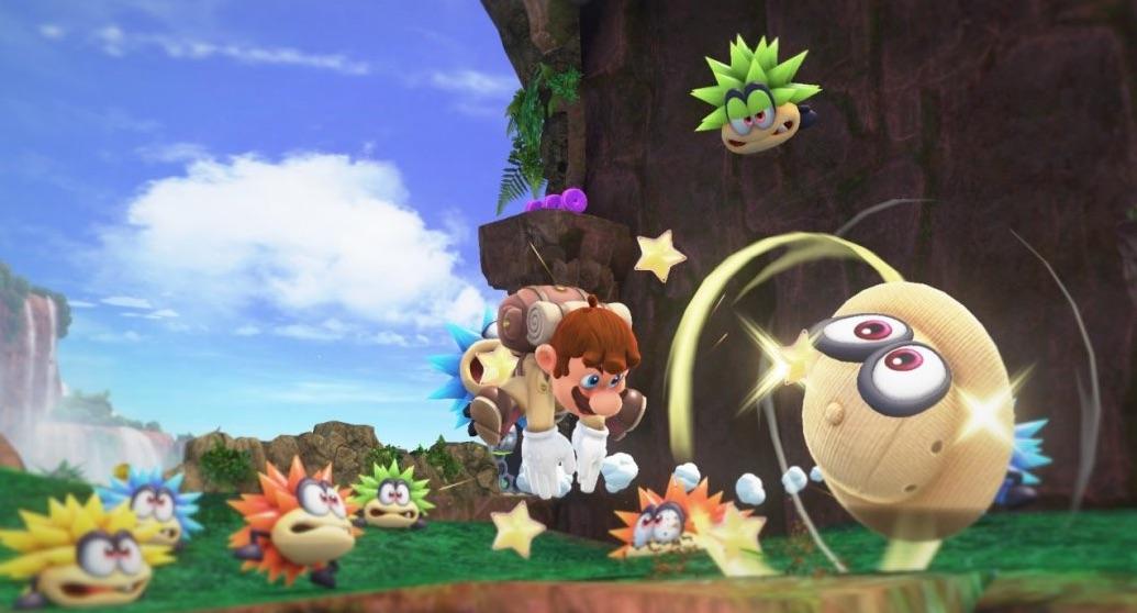 Рецензия на Super Mario Odyssey. Обзор игры - Изображение 3