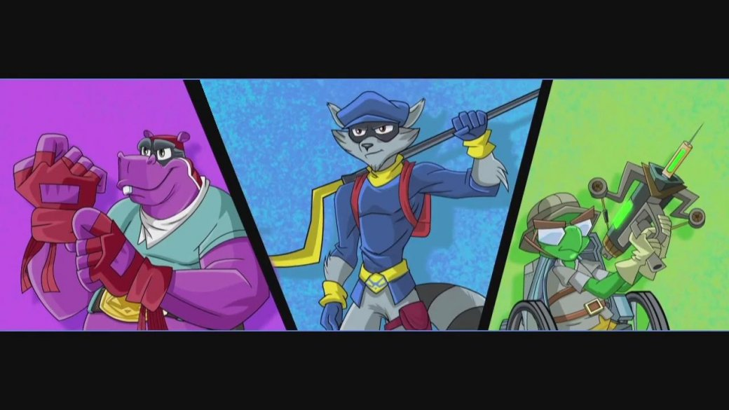 Sly Cooper: Thieves in Time | Канобу - Изображение 1