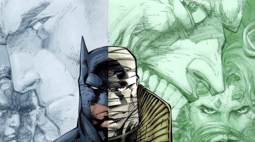 Темный рыцарь против человека без лица— это трейлер мультфильма «Бэтмен: Хаш» | Канобу - Изображение 1