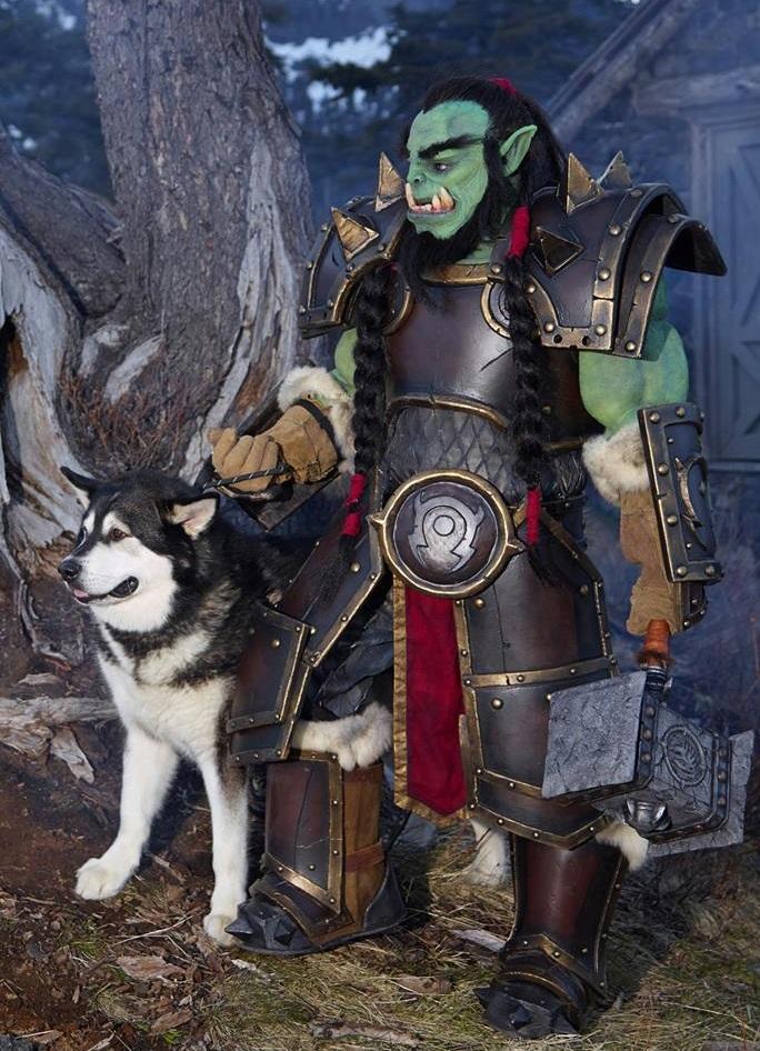 Лучший косплей по Warcraft – герои и персонажи WoW, фото косплееров   Канобу - Изображение 35