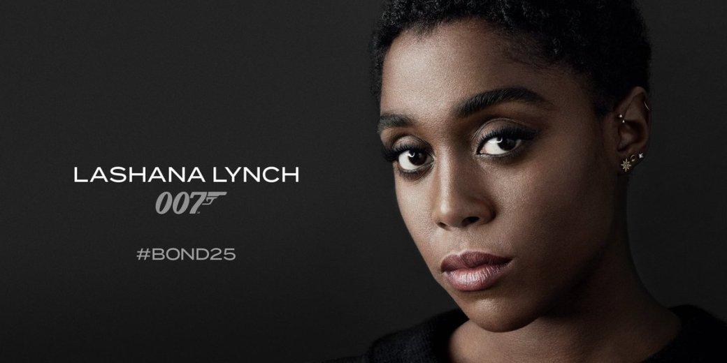«Невремя умирать»: актриса ответила накритику своего назначения нароль нового Агента 007