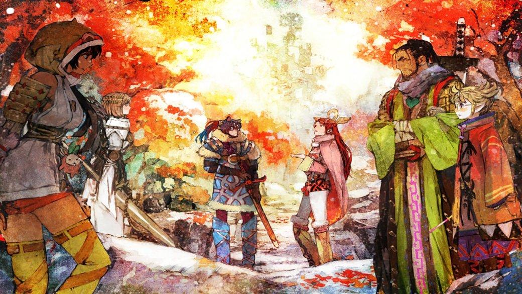 За что мы любим I am Setsuna, прошлую игру создателей Lost Sphear?. - Изображение 2