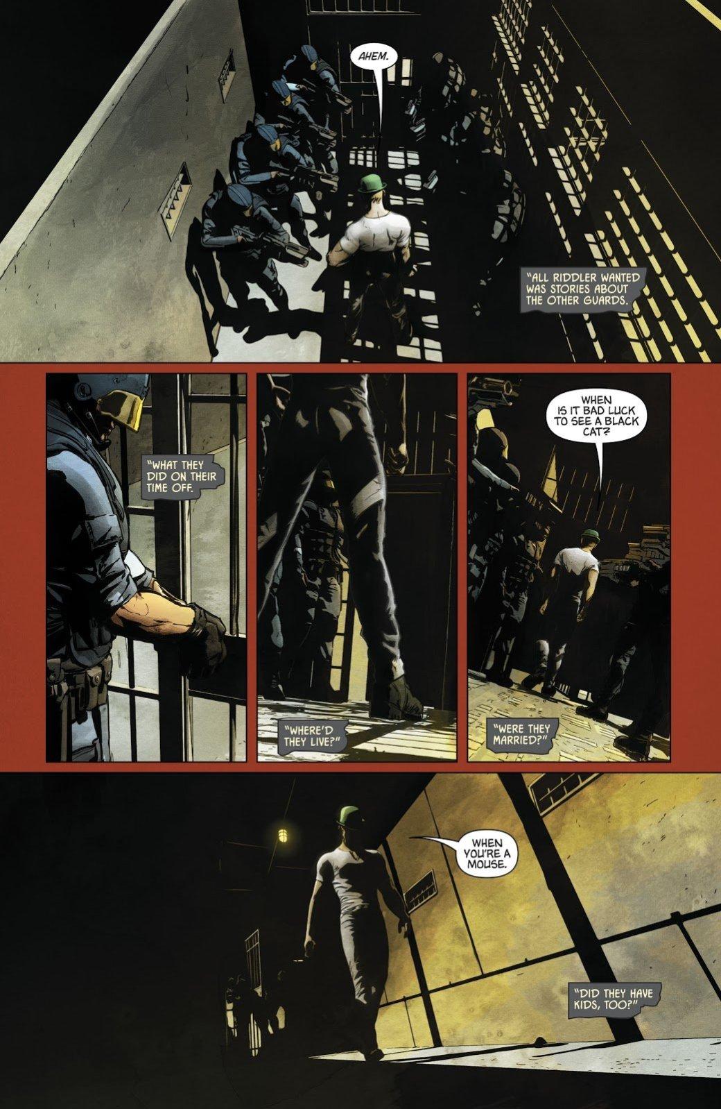 Зачем нужна была война Джокера иЗагадочника настраницах комикса «Бэтмен»?. - Изображение 21