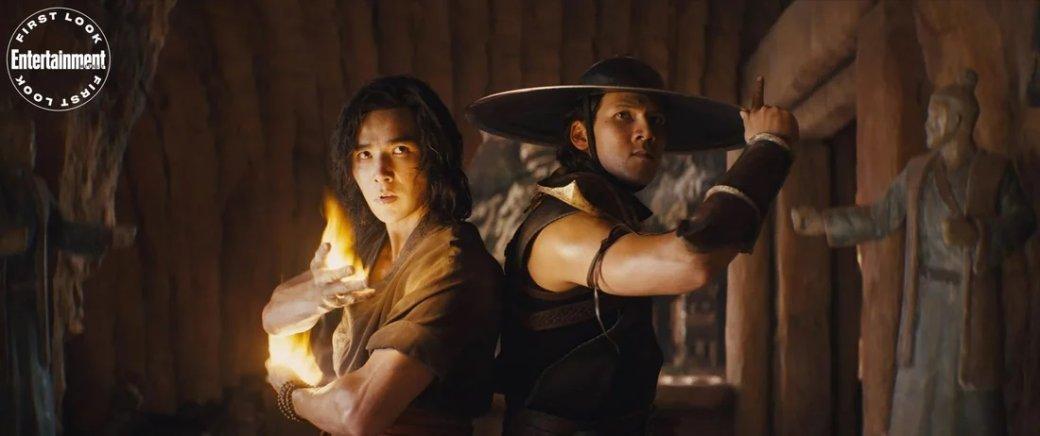 Появились первые кадры фильма Mortal Kombat— там Соня, Кано, Саб-Зиро, Джакс, ЛюКан иСкорпион
