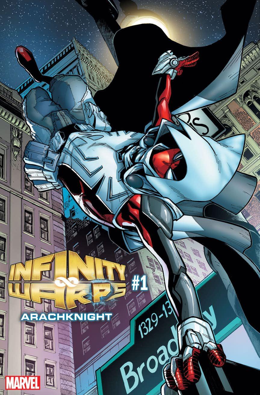 Лунный Человек-паук! Новые подробности про супергероев-гибридов из«Войн Бесконечности». - Изображение 2