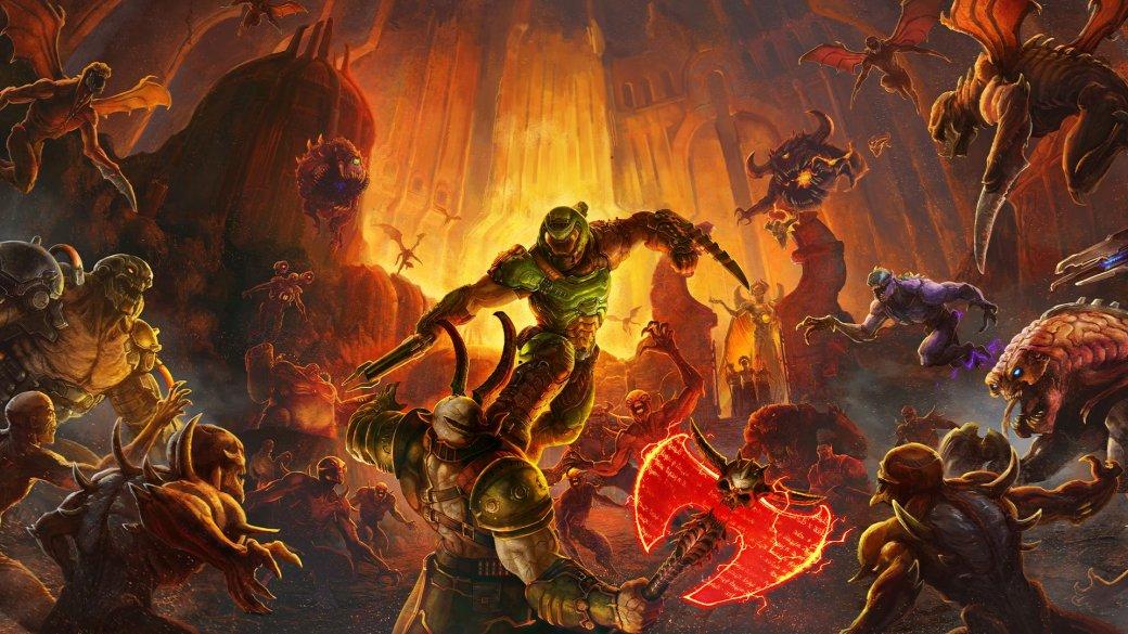 Gamescom 2019. Превью Doom Eternal2019 — возможно, лучший шутер наследующие несколько лет | Канобу