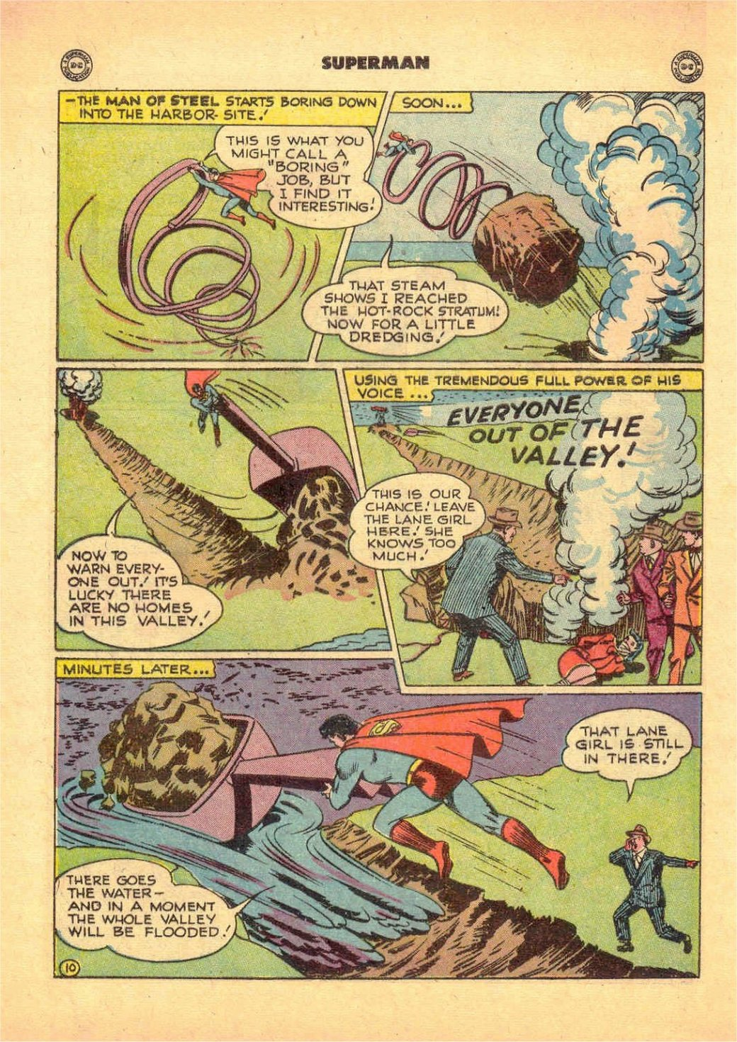 История Супермена иэволюция его образа вкомиксах   Канобу - Изображение 9397