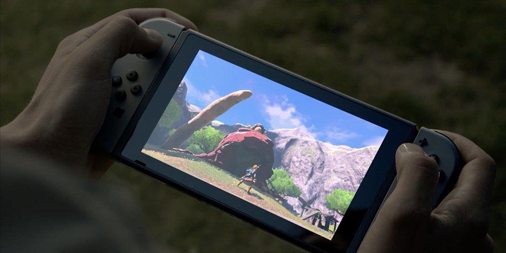 Круглый стол. Что редакция «Канобу» думает о Nintendo Switch | Канобу - Изображение 7
