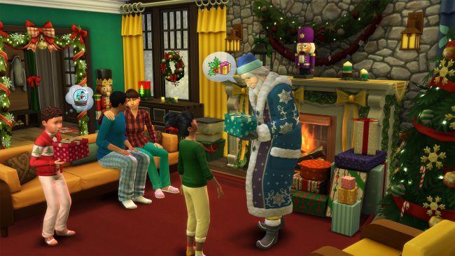 Это не закончится никогда. EA анонсировала новое DLC для The Sims 4 под названием Seasons | Канобу - Изображение 1