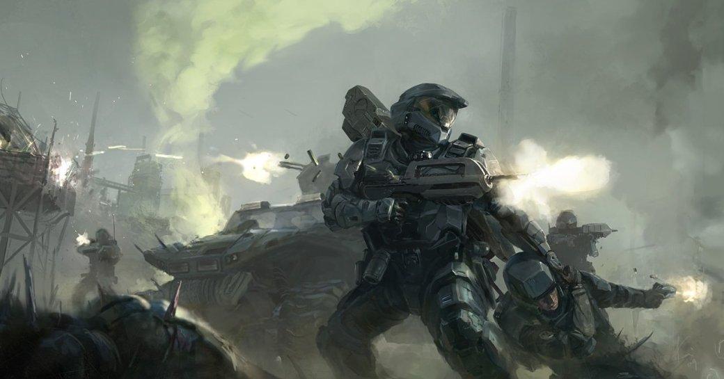 Разрушаем мифы о консольных RTS на примере Halo Wars 2   Канобу