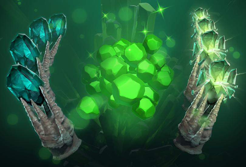 В Dota 2 появился боевой комплект — 14 сокровищниц и 100 уровней в Боевой пропуск | Канобу - Изображение 10923