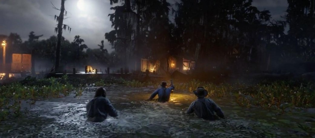Разбор трейлера Red Dead Redemption2. Все, что вымогли пропустить | Канобу - Изображение 2175