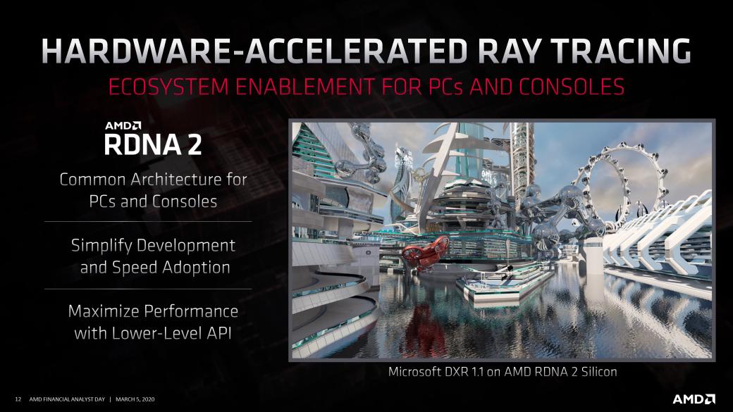 AMD рассказала оновых процессорах Zen 3 иархитектуре RDNA 2 для ПК, Xbox Series XиPlayStation5 | Канобу - Изображение 6180