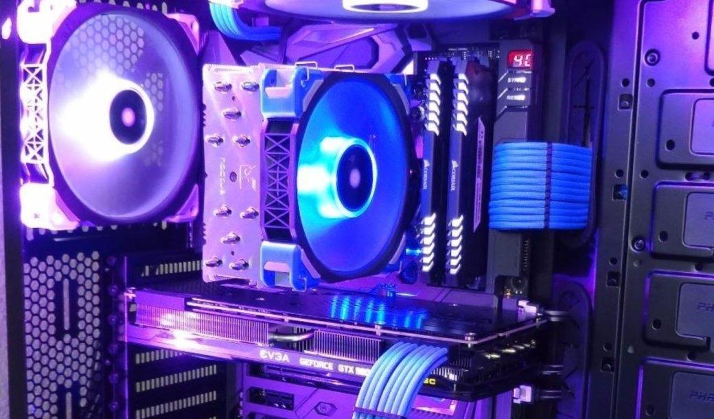 Закупаемся: мощный игровой компьютер заразумные деньги (осень 2017— зима 2018). - Изображение 1