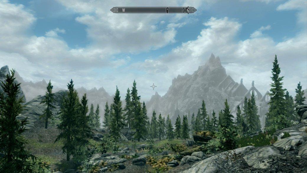 Как TES 5: Skyrim выглядит иработает наNintendo Switch? Отвечаем скриншотами игифками | Канобу - Изображение 5