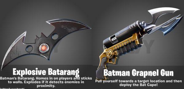 В Fortnite отмечают День Бэтмена: на карте появился Готэм, новое оружие и скины    Канобу - Изображение 1