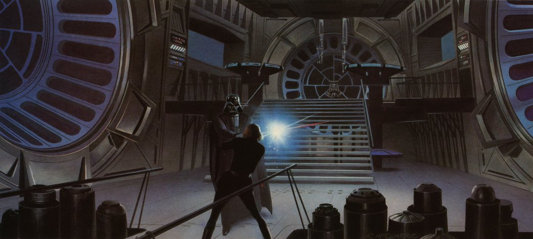 В чем уникальность оригинальной трилогии «Звездных войн» | Канобу - Изображение 4