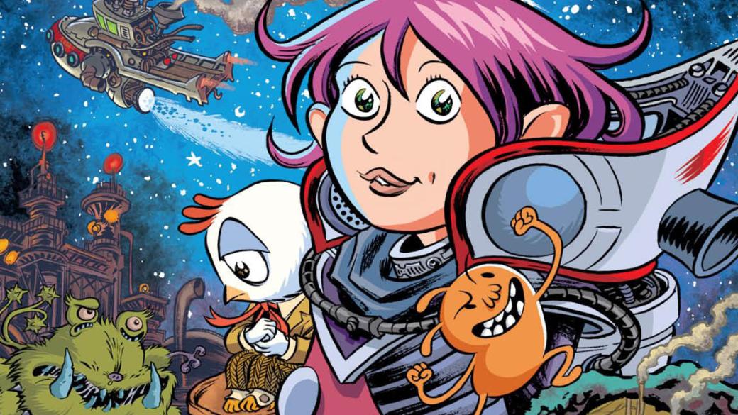 Разыгрываем комиксы вочень сложном тесте для любителей научной фантастики икосмоса! | Канобу