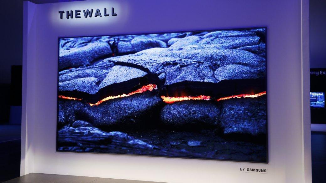 Главные анонсы и новинки CES 2019: телевизоры Samsung и LG, 7-нм процессоры AMD, роботы, электрокары   Канобу - Изображение 2
