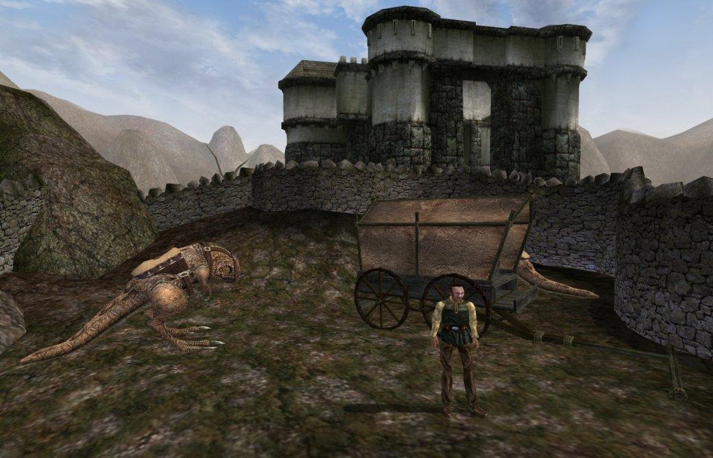 Рассказываем оновых (!!!) модах для The Elder Scrolls III: Morrowind   Канобу - Изображение 1