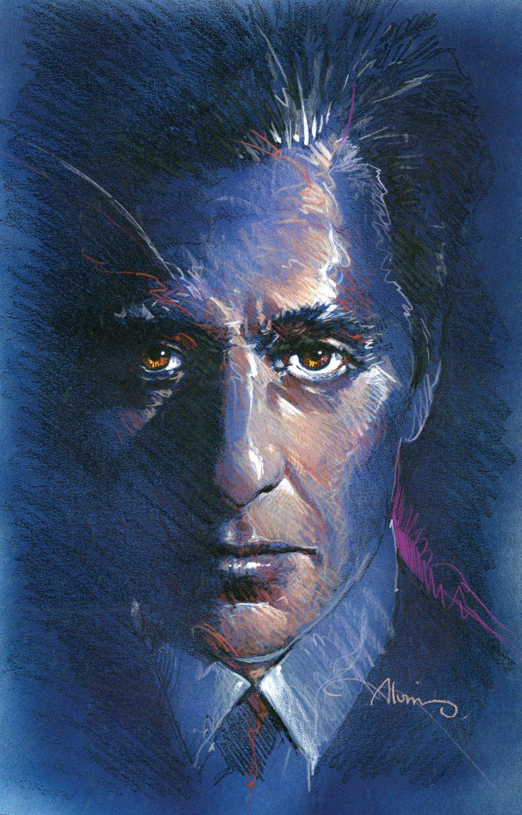 Неопубликованные постеры Джона Элвина | Канобу - Изображение 4