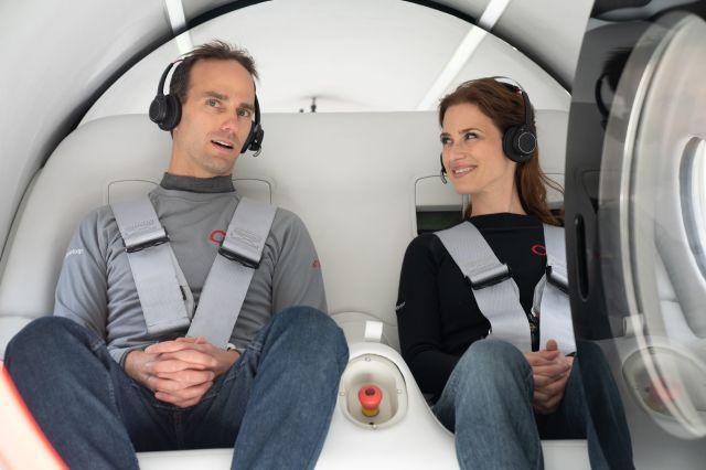 Вакуумный поезд Hyperloop прокатил первых пассажиров | Канобу - Изображение 2