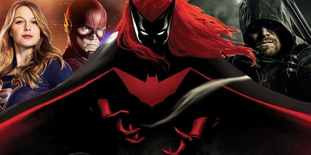 Нароль Бэтвумен для будущего одноименного сериала отCWвзяли актрису-лесбиянку Руби Роуз. - Изображение 2