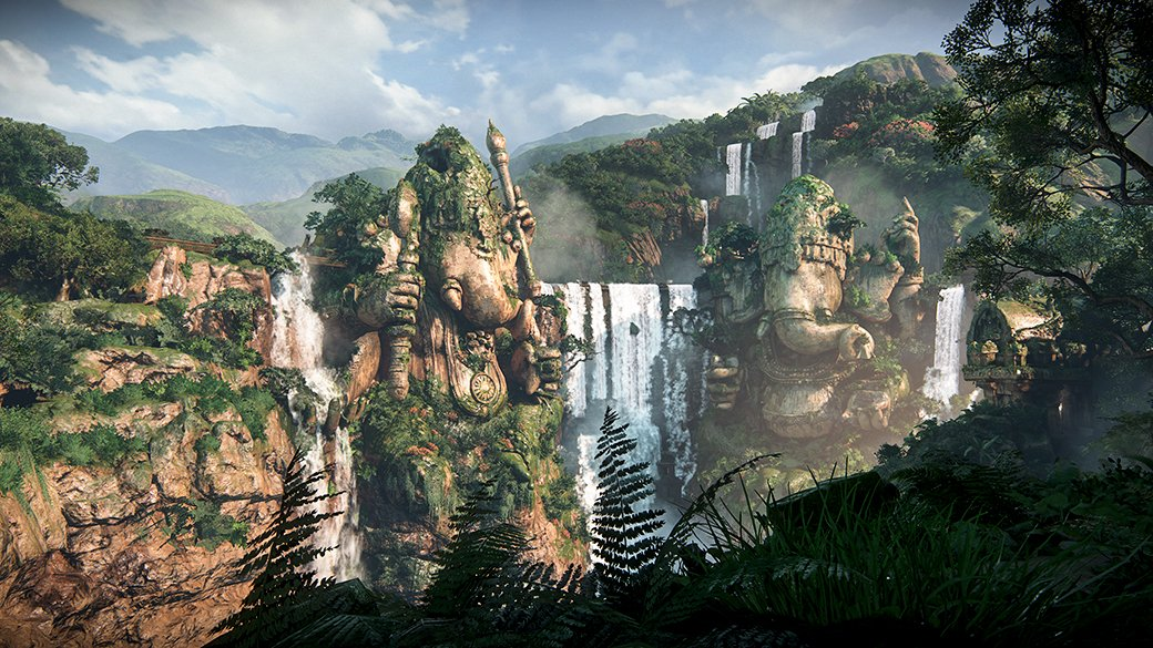 Индийская мифология и реальные места в Uncharted: The Lost Legacy | Канобу - Изображение 4
