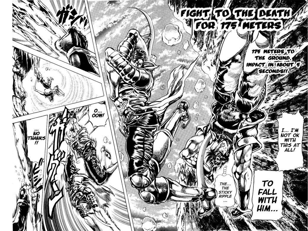 «Невероятные приключения ДжоДжо»— самая безумная икрутая история вмире. - Изображение 25