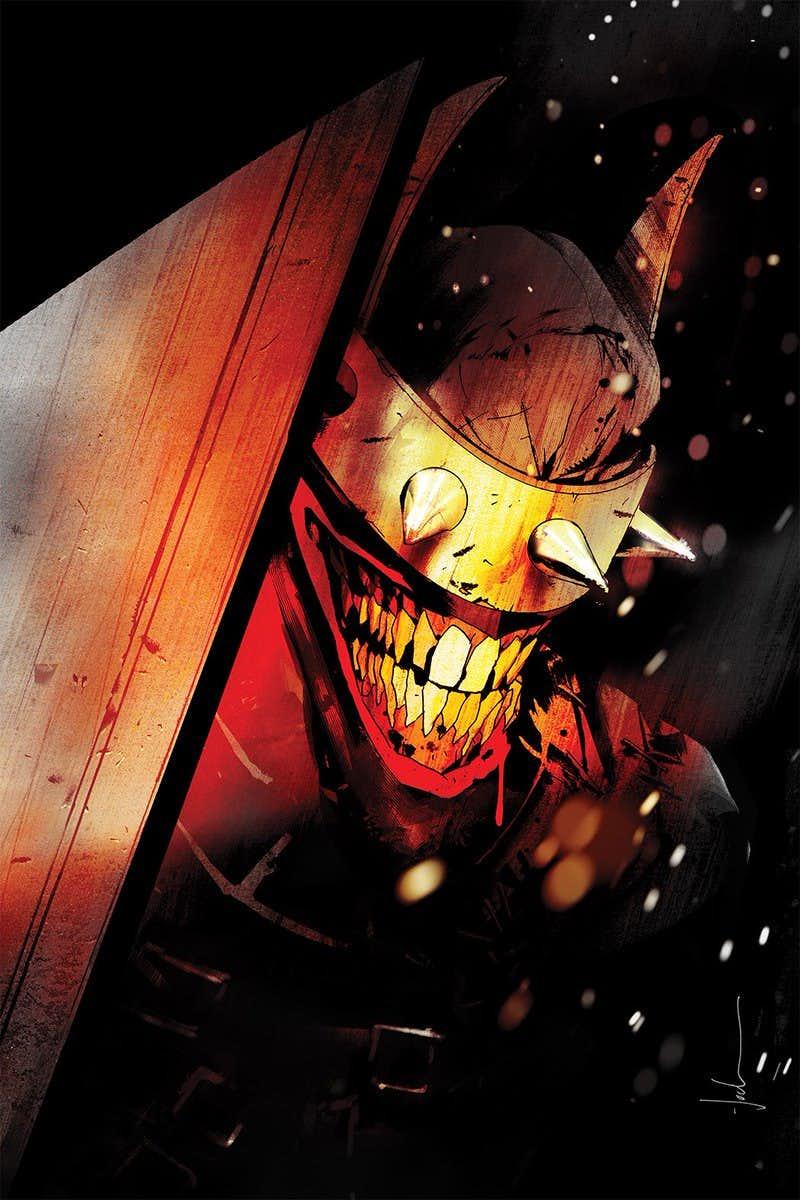 Злой Бэтмен-Джокер изТемной Мультивселенной получил свой комикс! | Канобу - Изображение 2