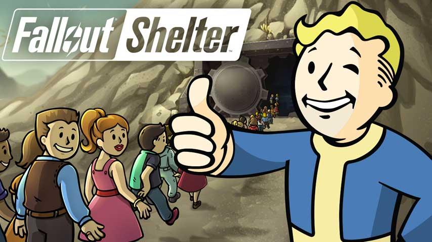 Е3 2018: Fallout Shelter выйдет наPS4 иSwitch. Вот ужспасибо | Канобу - Изображение 9413