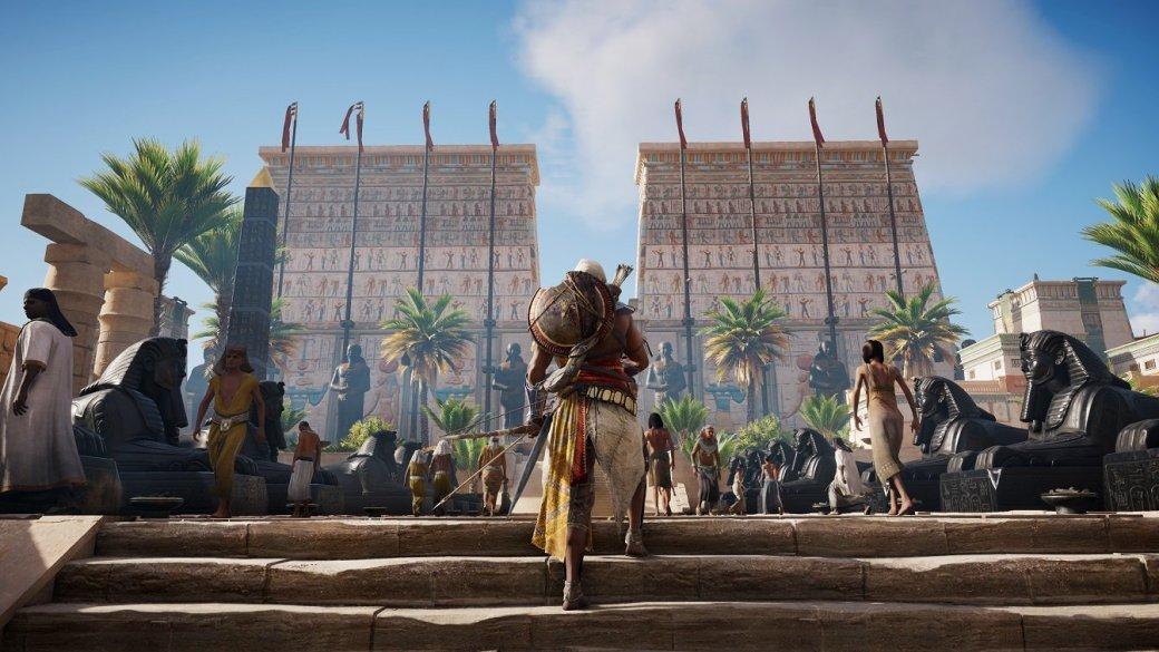 Контекст: Древний Египет в Assassin's Creed: Origins | Канобу - Изображение 8