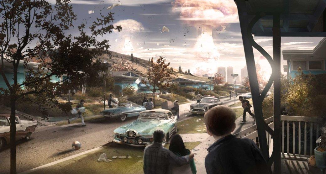 Лучший арт мира Fallout | Канобу - Изображение 82
