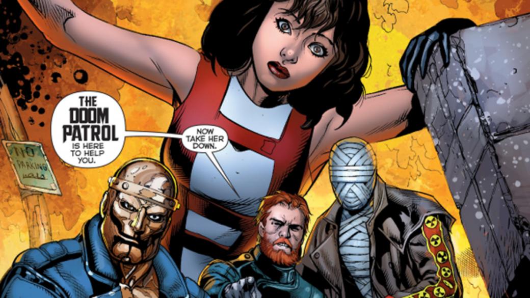 Какими героями займутся авторы «Флэша» и «Стрелы» для нового сериала DC?. - Изображение 2