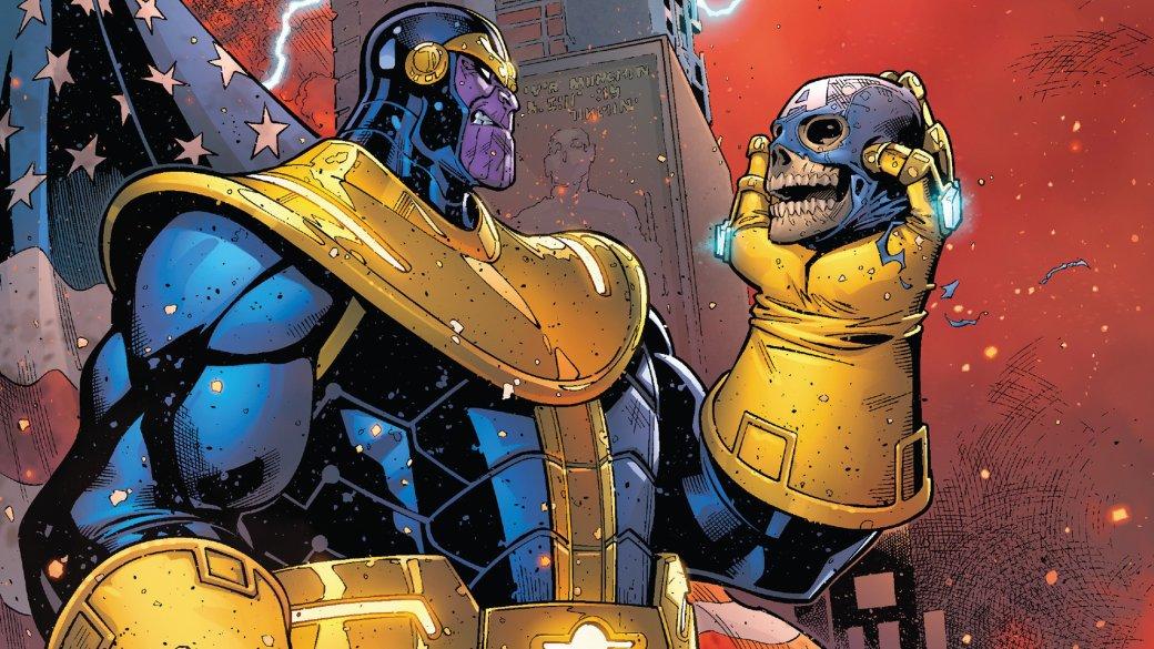 8 увлекательных комиксов о Таносе, достойных прочтения перед фильмом «Мстители: Война Бесконечности»