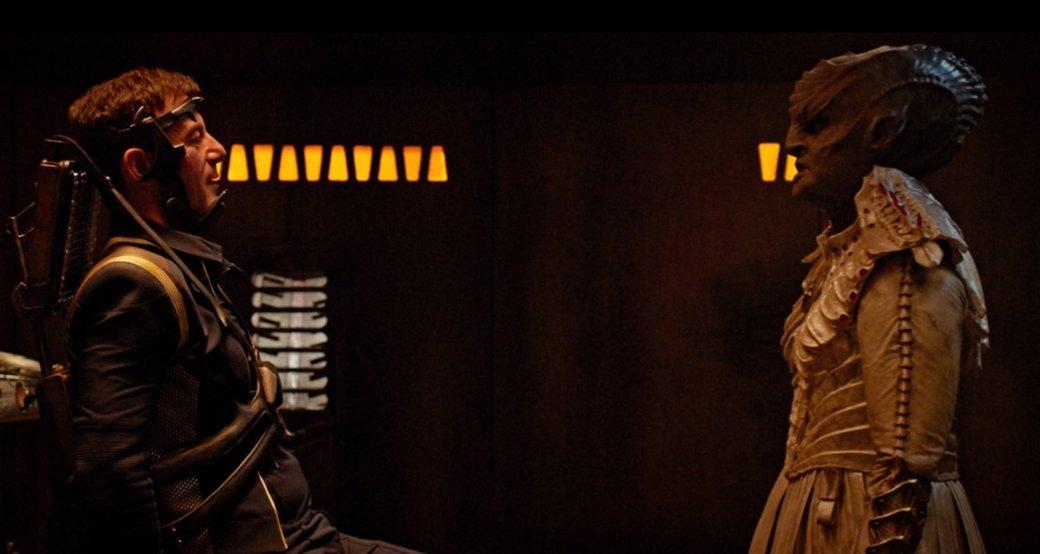 Суть. Рецензия на 5 серию 1 сезона «Звездный путь: Дискавери» в 3 абзацах   Канобу - Изображение 1