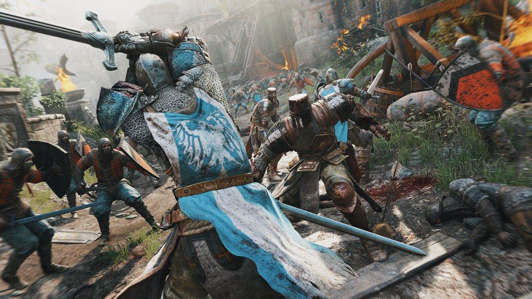 For Honor возглавила чарт продаж игр в Великобритании | Канобу - Изображение 0