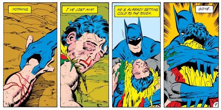 История повторяется. Фанаты DCдолжны решить,умретли Робин в«Титанах» или нет   Канобу - Изображение 12514