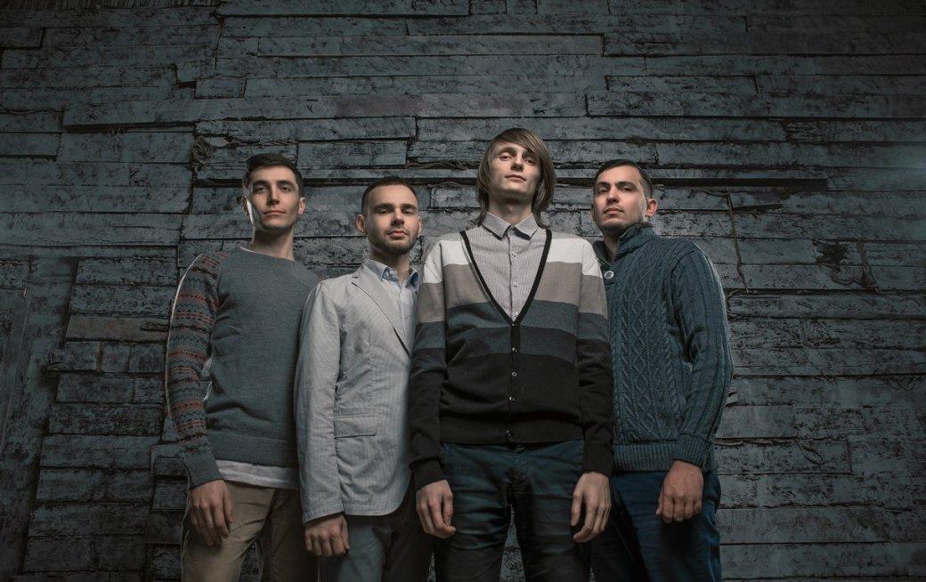 Послушайте рок-группу редактора «Канобу»Дмитрия Петренко — fnkvr. И ее вышедший недавно EP    Канобу