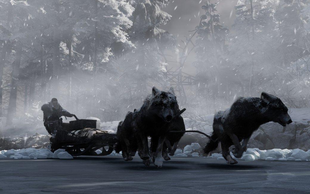 TGA 2017: трейлер искриншоты игры отTHQ Nordicпро вечную зиму— Fade toSilence | Канобу - Изображение 3