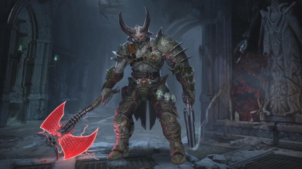10 крайне брутальных ипафосных гифок изпервого геймплея Doom Eternal | Канобу - Изображение 1181